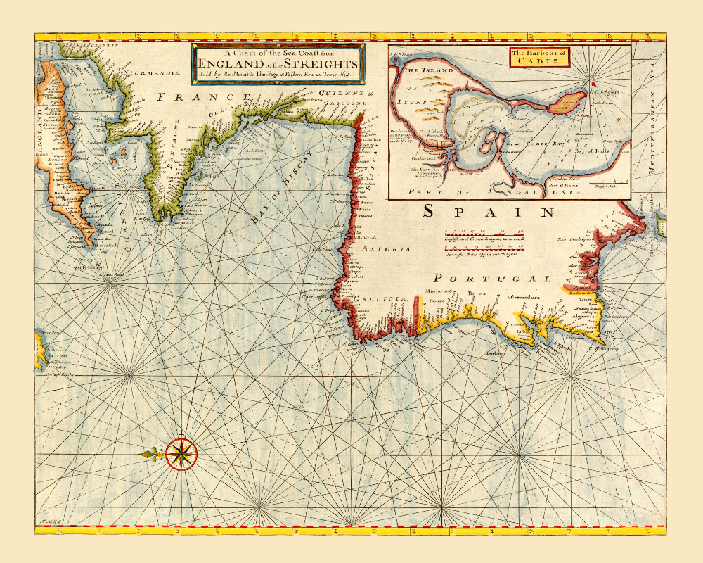 Map Of England To France.The Eddystone Lighthouse Story Kobeica Blog