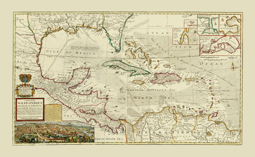 Queen Nanny The Moroon Movement In Jamaica KOBEICA BLOG - Vintage map of jamaica