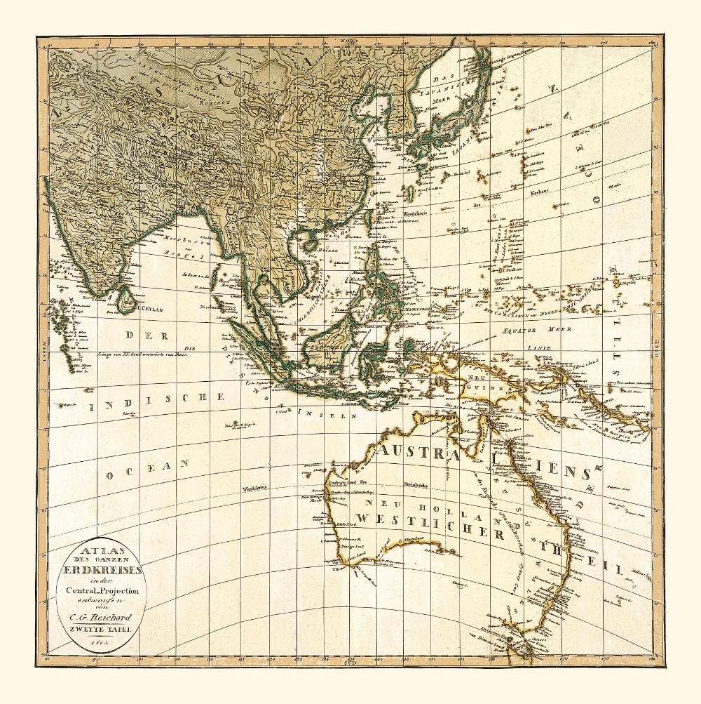 antique map southeast asia – KOBEICA BLOG