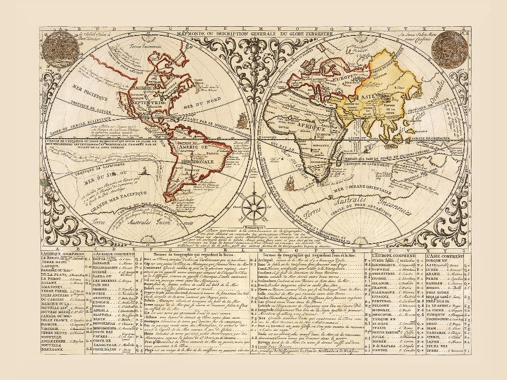 world map poster – KOBEICA BLOG