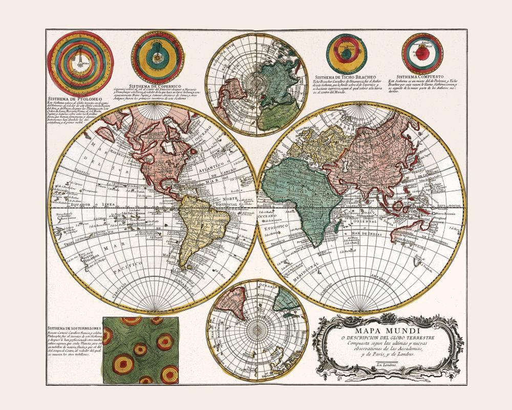 Old World Map Kobeica Blog